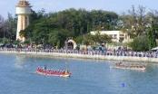 Bình Thuận: Tưng bừng Lễ hội đua thuyền truyền thống mừng Xuân Bính Thân