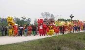 Đền Trần (Thái Bình) chính thức khai hội với nhiều nghi lễ quan trọng