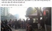 Mạng xã hội Thanh Hóa nóng ran hình ảnh dân tập trung phản đối FLC