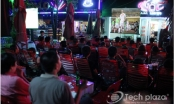 Xu hướng lắp đặt máy chiếu HD 3D phục vụ kinh doanh Cafe bóng đá
