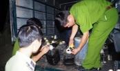 Hà Nam: Bắt quả tang 1.000 lít dầu ăn, mỡ động vật bẩn chuẩn bị lên Thủ đô