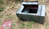 Công an Quảng Nam điều tra vụ két sắt bị đục lấy mất vàng và tiền mặt
