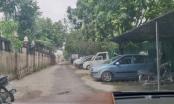 Bãi xe trái phép chiếm lối đi vào nghĩa trang Yên Duyên, công an quận Hoàng Mai phản hồi Pháp luật Plus