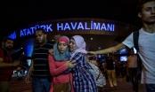 Mỹ lên án 3 vụ xả súng và đánh bom liều chết ở sân bay Thổ Nhĩ Kỳ