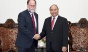 Thủ tướng Nguyễn Xuân Phúc tiếp Giáo sư Ricardo Hausmann
