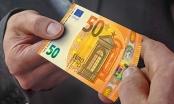 Trước nạn tiền giả hoành hành, EU ra mắt tiền giấy mệnh giá 50 euro mới