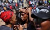 Sinh viên Nam Phi biểu tình phản đối tăng học phí