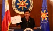 Tổng thống Duterte hé lộ danh sách trùm ma túy ở Philippines là người Trung Quốc