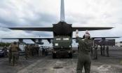 Mỹ bắt đầu rút khí tài quân sự khỏi Philippines