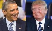 Tổng thống Obama kêu gọi người dân Mỹ cho ông Trump một cơ hội