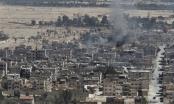 IS tái chiếm thành cổ Palmyra