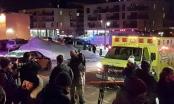 Hiện trường vụ xả súng nhà thờ Hồi giáo ở Canada, ít nhất 14 người thương vong