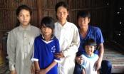 Cuộc sống túng quẫn của gia đình nghèo bị bệnh tật ở Kiên Giang