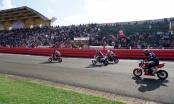 Honda Việt Nam lần đầu mang giải đua xe đến với khán giả Tuy Hòa