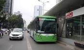 """Xe buýt nhanh BRT Hà Nội: Tín hiệu khả quan sau ba tháng """"thử lửa"""""""