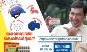 Dược phẩm Tâm Bình ra mắt website daitrangtambinh.net và hotline tư vấn miễn phí 1800 6568