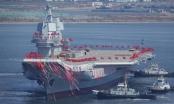 'Giải mã' tàu sân bay mới của Trung Quốc