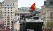 Dàn vũ khí 'khủng' xuất hiện trong lễ duyệt binh mừng Ngày Chiến Thắng của Nga