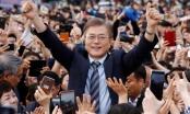 Ông Moon Jae-in trở thành tân tổng thống Hàn Quốc