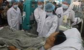 Vụ sốc phản vệ khi chạy thận ở Hòa Bình: Các bệnh nhân đã về đến BV Bạch Mai