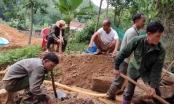 Phát hiện thêm một thủ phủ khai thác đá quý trái phép lộ thiên tại Yên Bái