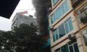 Hà Nội: Cửa hàng mát xa bốc cháy vì điều hòa phát hỏa?
