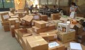Hà Nội: Thu giữ hàng chục thùng thực phẩm chức năng không rõ nguồn gốc
