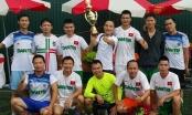 Vượt qua Transeco hùng mạnh, FC Dân trí lại giành ngôi vương