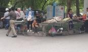 Hà Nội: Bệnh viện bốc cháy, hàng chục bệnh nhân chạy tán loạn