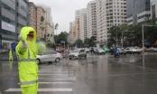 Hà Nội: CSGT gồng mình trong giá lạnh phân luồng giao thông