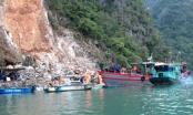 Quảng Ninh: Tìm thấy các nạn nhân trong vụ sạt lở đá tại Vân Đồn