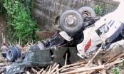 Hà Giang: Xe tải lao xuống vực sâu 200m, 7 người thương vong