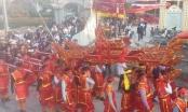 Nam Định: Tưng bừng khai hội lễ Tế Thánh đầu xuân năm mới