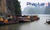 """Quảng Ninh: Những """"con tàu ma"""" khiến kỳ quan thiên nhiên thế giới trở nên méo mó"""