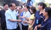 Thủ tướng gặp gỡ công nhân: Lương tối thiểu phải đảm bảo được mức sống tối thiểu