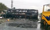 Bình Thuận: Tai nạn thảm khốc hàng chục người thương vong