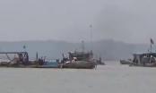 Tỉnh Quảng Ninh chỉ đạo làm rõ vụ khai thác cát trái phép trên Vịnh Hạ Long