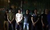 Hà Nội: Tạm giữ nhóm thanh niên mang mắm tôm đi đòi nợ thuê