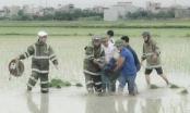 Hà Nội: Người phụ nữ đi cấy thuê bị sét đánh tử vong tại chỗ