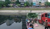 Hà Nội: Bàng hoàng phát hiện thi thể người phụ nữ dưới sông Tô Lịch