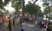 Hà Nội: Xe buýt gây tai nạn liên hoàn, một cô gái trẻ tử vong tại chỗ