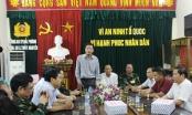 Vụ bắt nghi can thảm sát: Thủ tướng Chính Phủ gửi thư khen Ban chuyên án