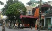 Hải Dương: Container đâm xuyên 4 nhà dân khiến nhiều người khiếp vía