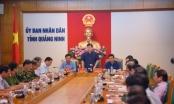 Quảng Ninh: Phó Thủ tướng Chính Phủ chủ trì cuộc họp chỉ đạo phòng chống bão số 7