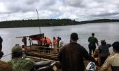 Đã vớt được thi thể 3 nạn nhân trong vụ lật thuyền