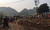 Sơn La: Xe tải chở đá bị lật khiến 3 người thiệt mạng