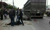 """Quảng Ninh: """"Hung thần"""" va chạm với xe máy, một người tử vong tại chỗ"""