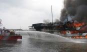 Tám tàu du lịch bị đề nghị dừng hoạt động kinh doanh trên Vịnh Hạ Long