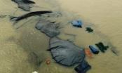 Quảng Ninh: Sà lan chở hơn 1.000 tấn than bị chìm trên sông, 8 thuyền viên may mắn thoát chết
