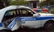 Quảng Ninh: Xe CSGT gặp nạn trên đường truy đuổi xe chở hàng nghìn viên ma túy tổng hợp